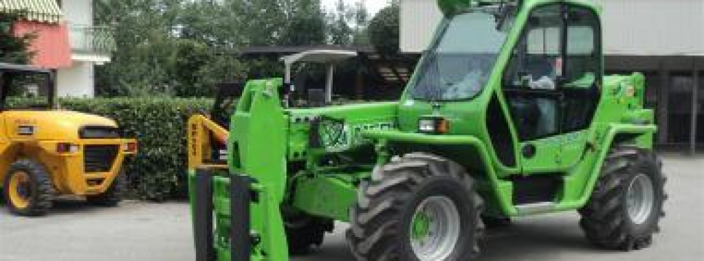Tree Trimming Tractor Attachment